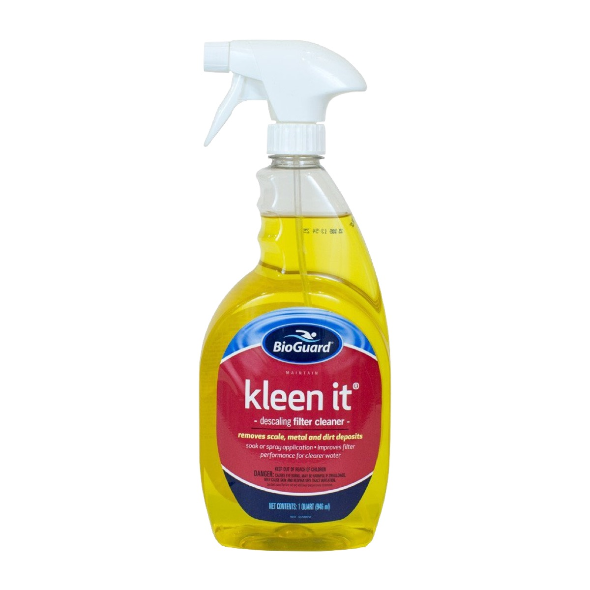 bioguard kleen it front view