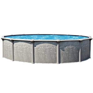 evh800x round steel wall pool