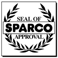 sparco pool and hot tub seal of approval