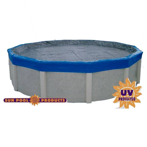 winter cover saver on pool
